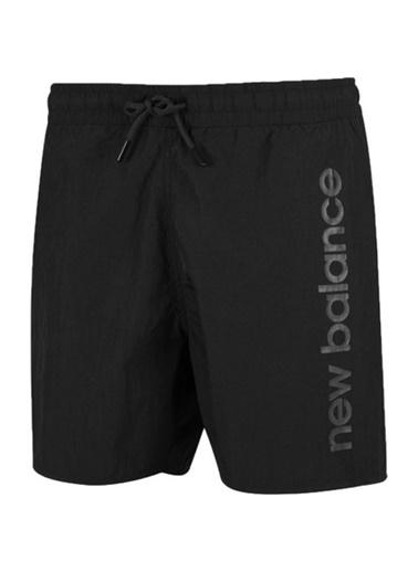 New Balance Erkek Yüzücü Şortu Gri